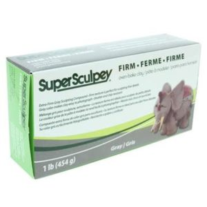 super sculpey firm 454 g polymer clay