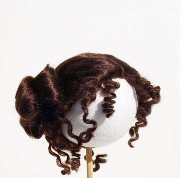 mohair wig for doll