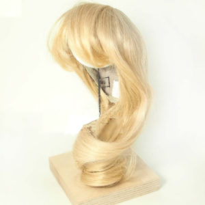 natural hair wig for dolls