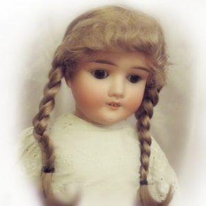 natural wig for dolls