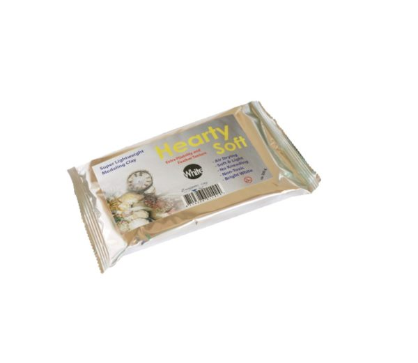 air dry clay hearty soft