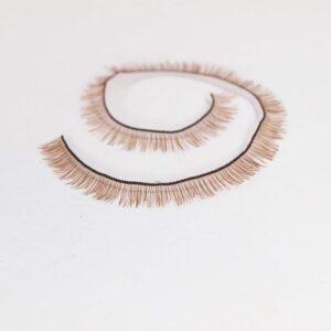 Eyelashes for dolls